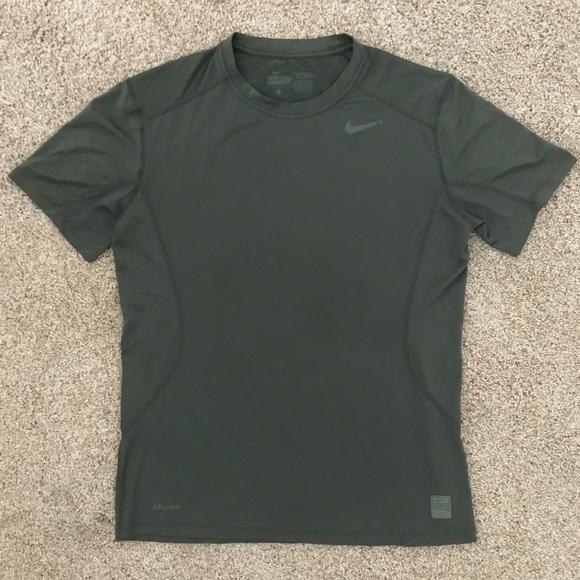 débiles Poderoso Máquina de recepción  Nike Shirts   Pro Combat Drifit T Shirt Fitted   Poshmark